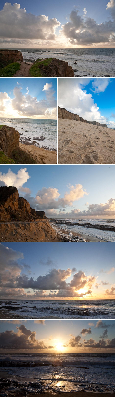 Sunset Sunday at Redondo Beach in California