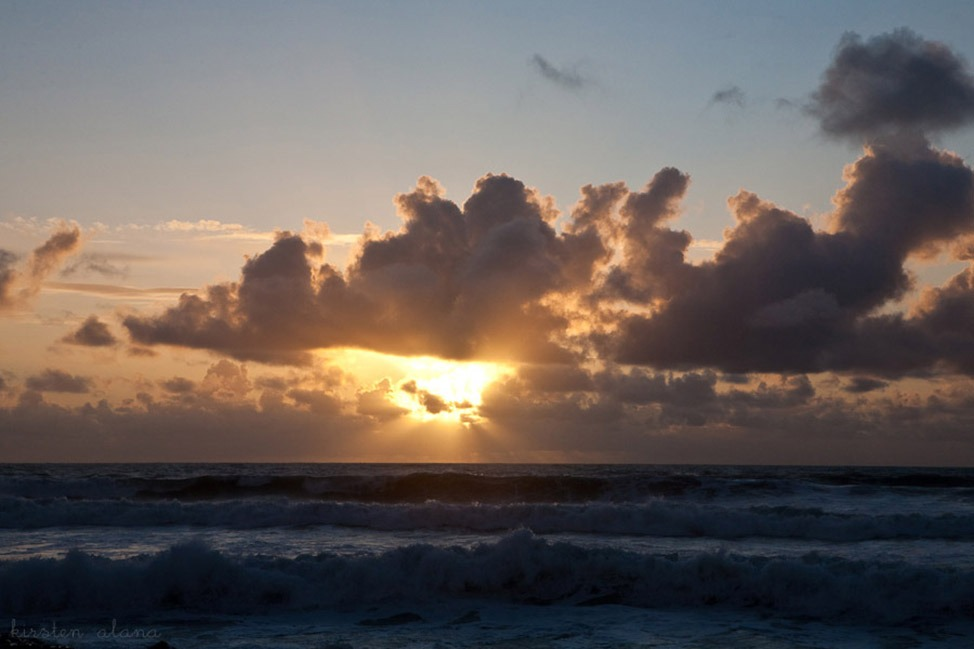 Sunset Sunday at Redondo Beach in California thumbnail