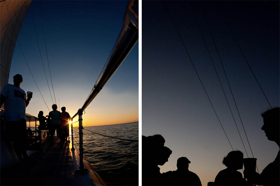 Sunset Sailing in Key West thumbnail