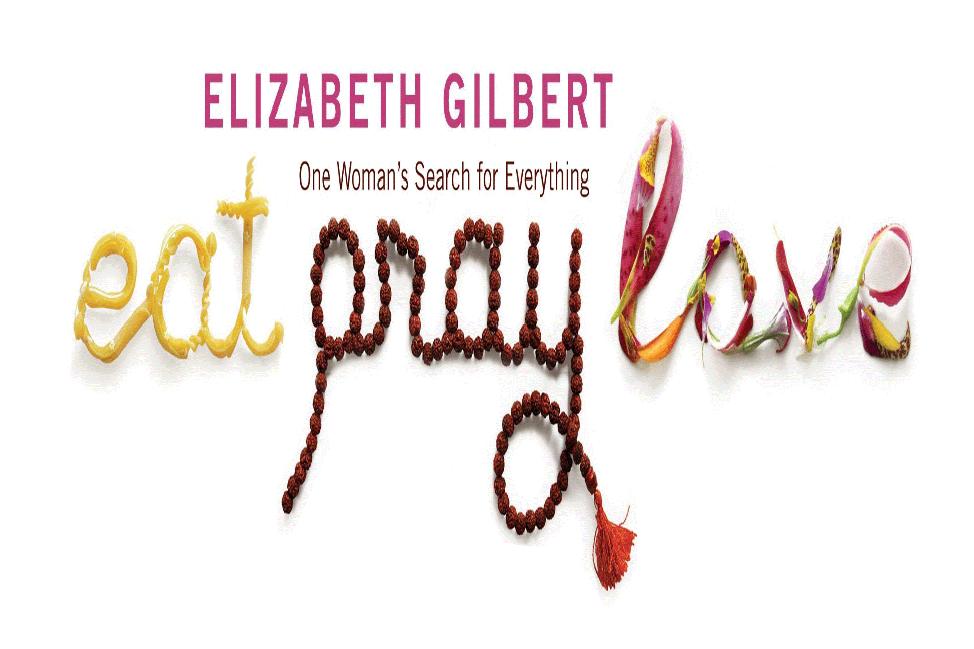 eat pray love book logo
