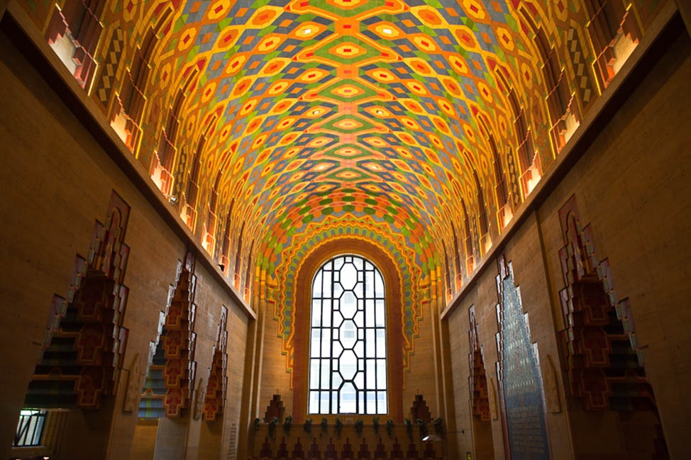 Art Deco landmark: Guardian Building