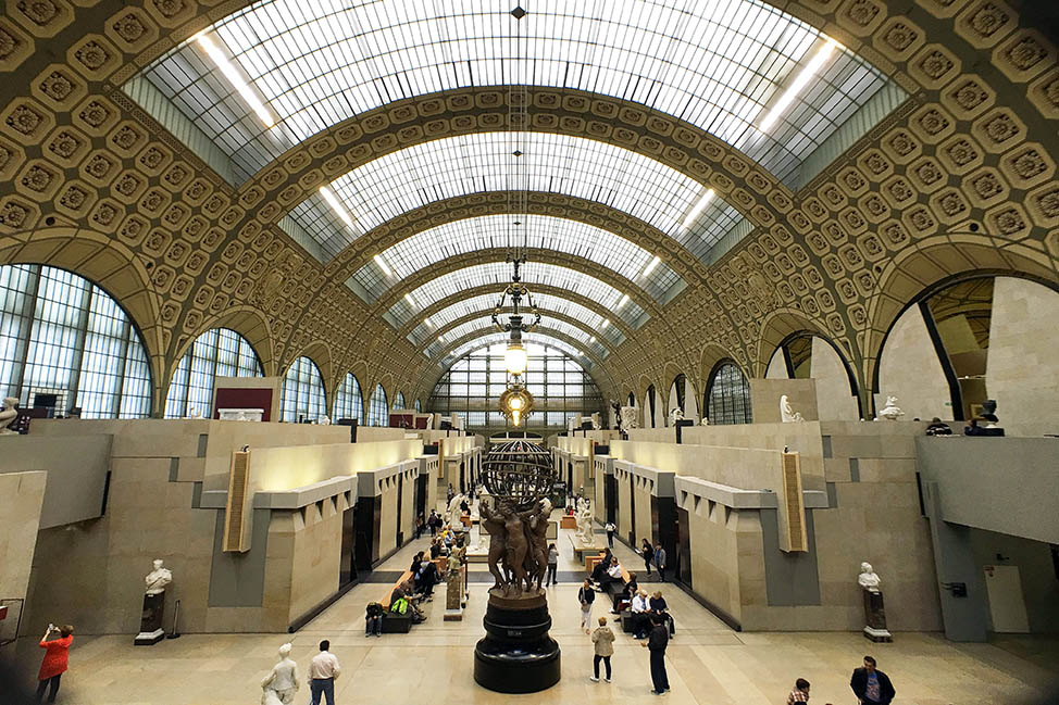 Free Museum Day in Paris concludes