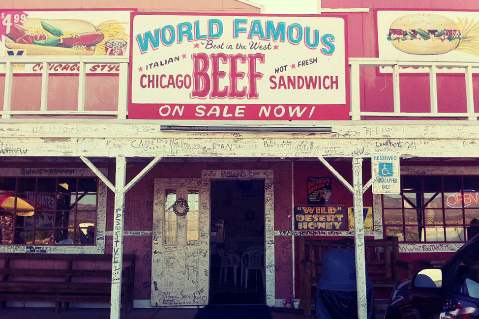 The Best Cheesesteak in the World is not in Philadelphia