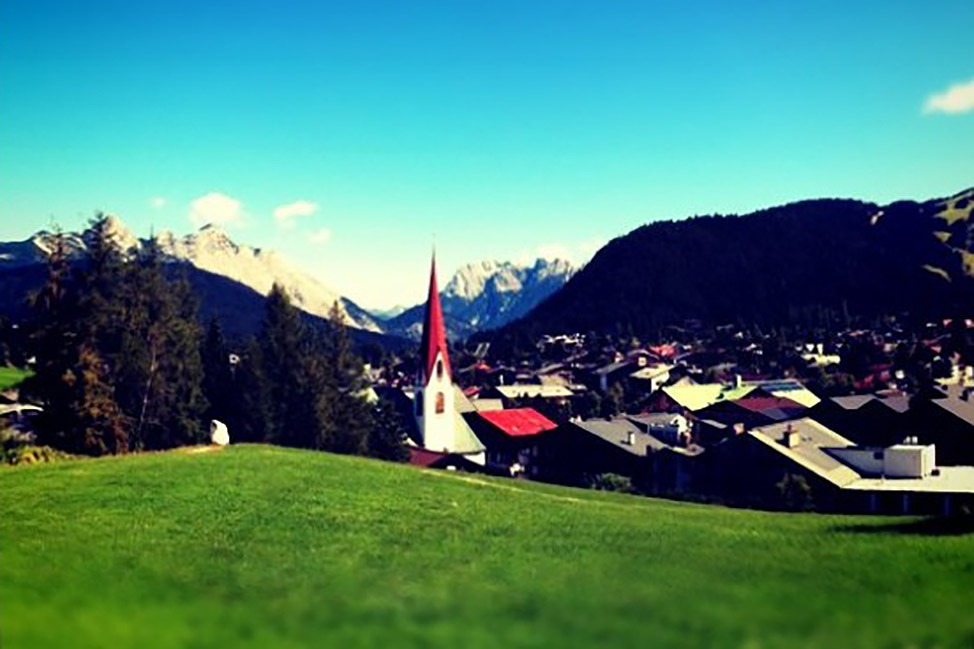 Finding Heaven in Seefeld in Tirol