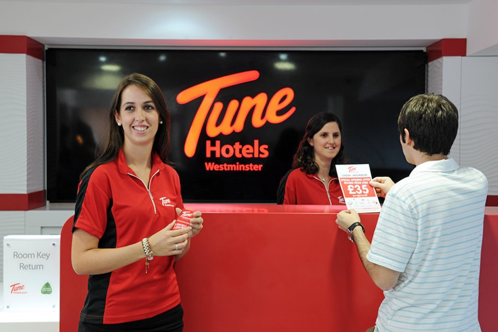 Tune Hotel – Where to Stay in London thumbnail
