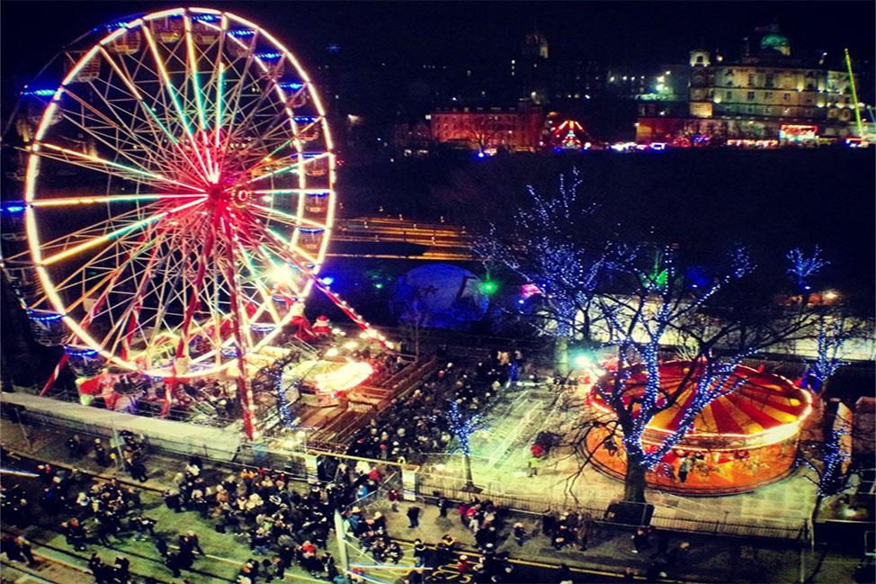 Edinburgh's Hogmanay: The Best New Year's Eve Ever thumbnail