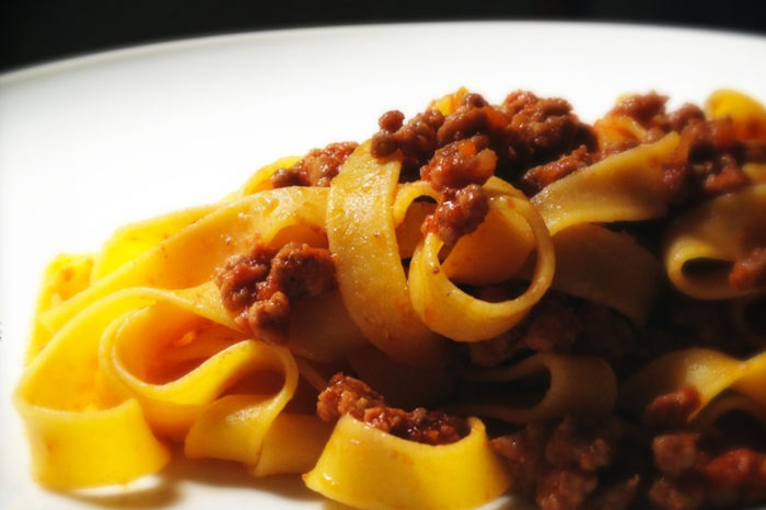 He Said, She Said: Cooking Lessons in Bologna thumbnail