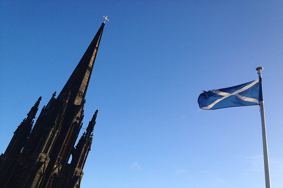 Partner Post with HomeAway: Edinburgh City Guide thumbnail