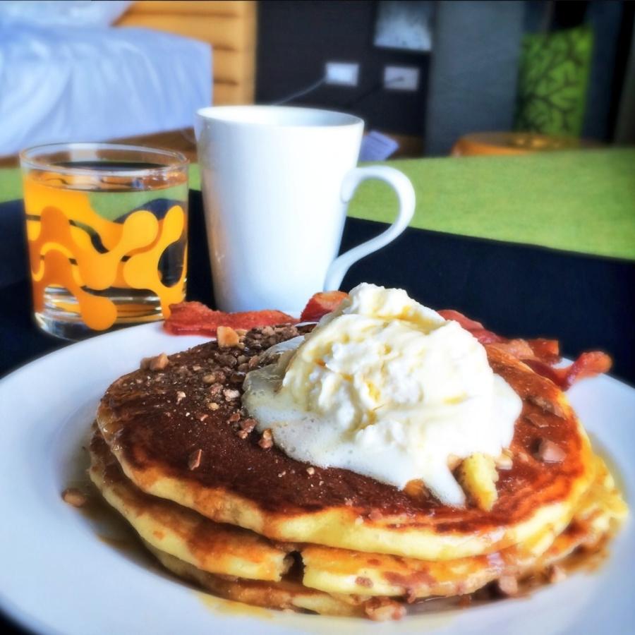 Toffee Pancakes!!!!!!!!!
