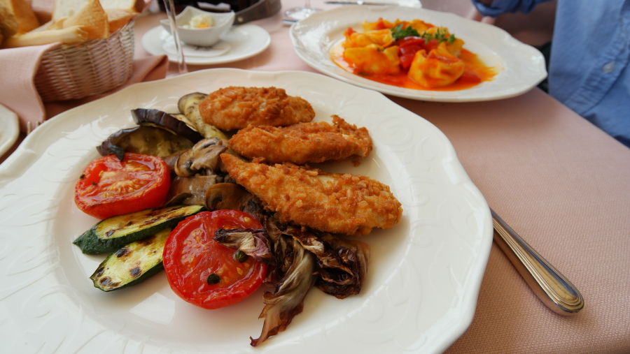 eating at Ca'Segredo Hotel Venice Italy by kirstenalana spgamex