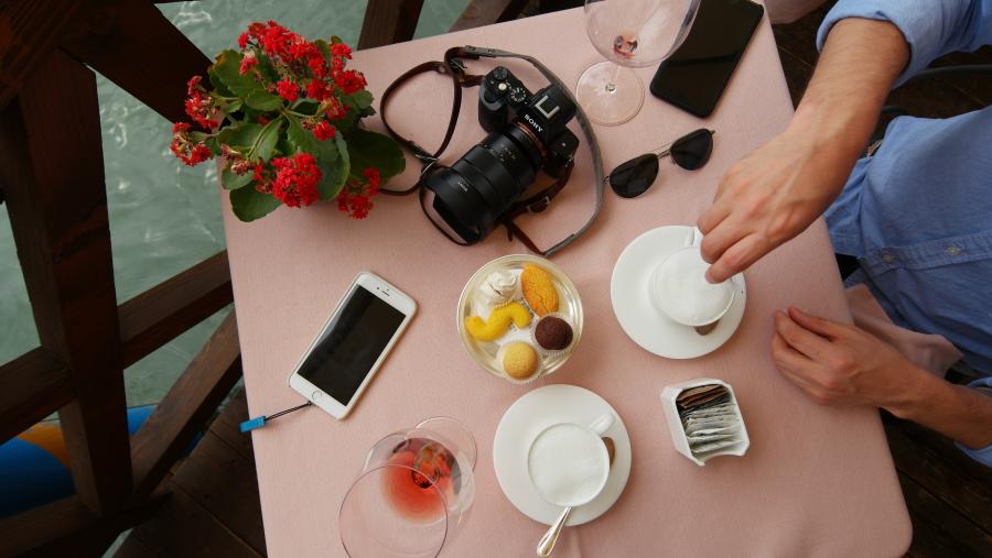 dessert at Ca'Segredo Hotel Venice Italy by kirstenalana spgamex