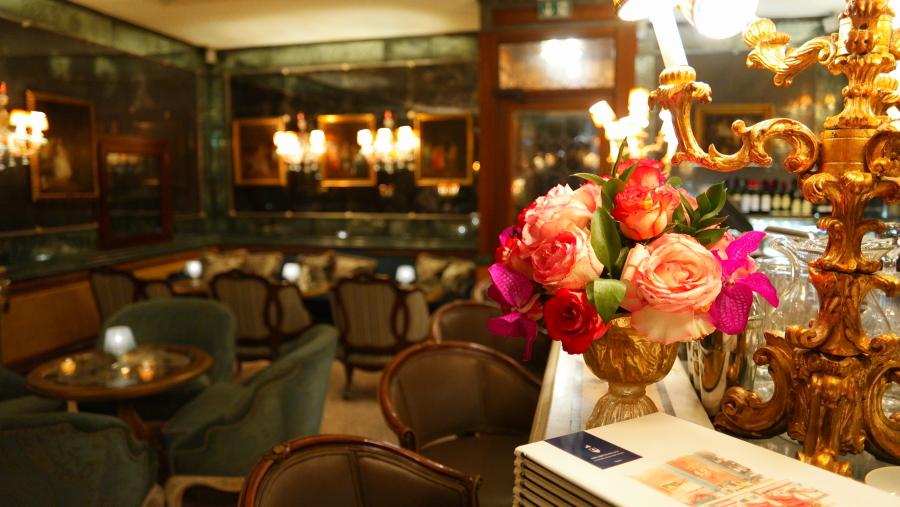Inside Bar Longhi