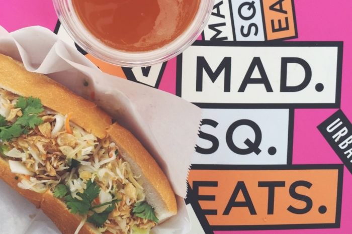 NYC Recommendation: Mad. Sq. Eats thumbnail