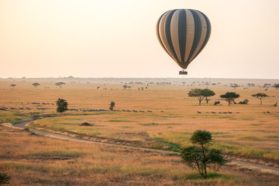 On Safari in Tanzania with Four Seasons