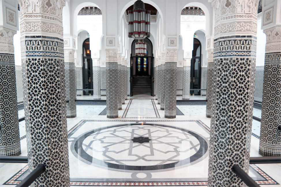 @kirstenalana's cover photo for 'La Mamounia: Most Beautiful Hotel in Morocco - Kirsten Alana'