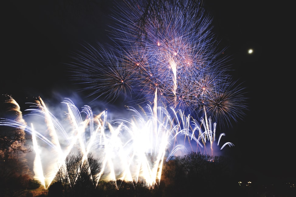 Edinburgh's Hogmanay Gallery