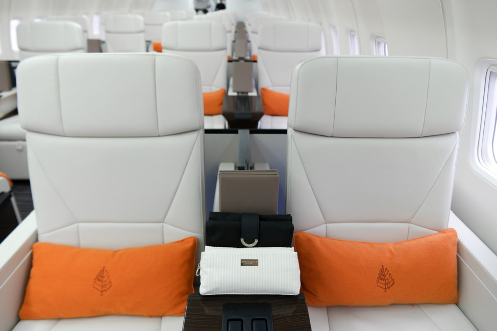 Four Seasons Jet Gallery