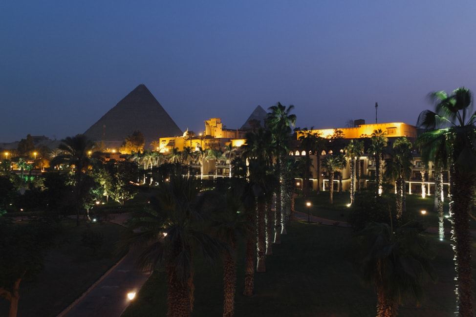 First Thoughts on Egypt
