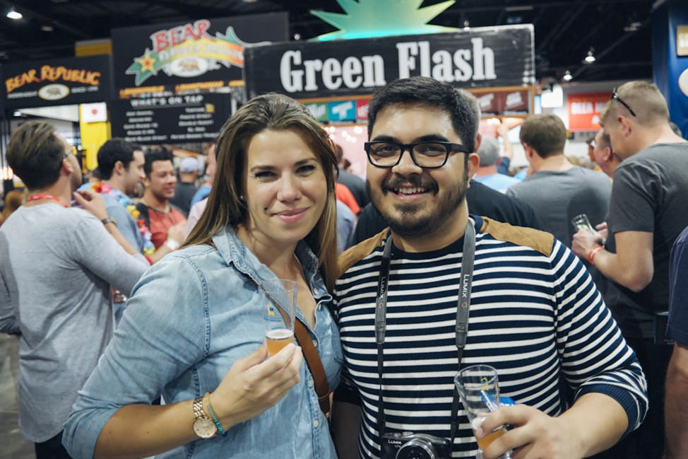 An Education in Denver: The Great American Beer Festival