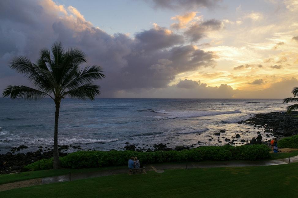Sheraton Kauai with the SPG Amex Card