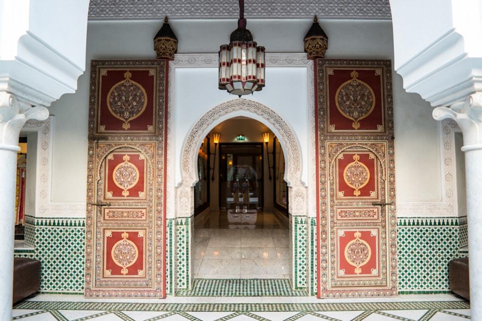 La Mamounia: Most Beautiful Hotel in Morocco