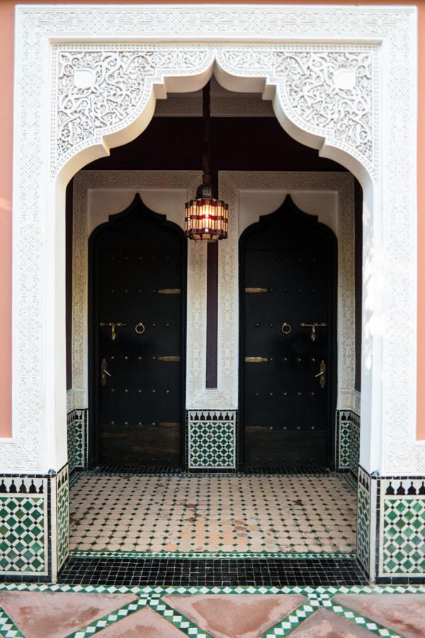 La mamounia most beautiful hotel in morocco