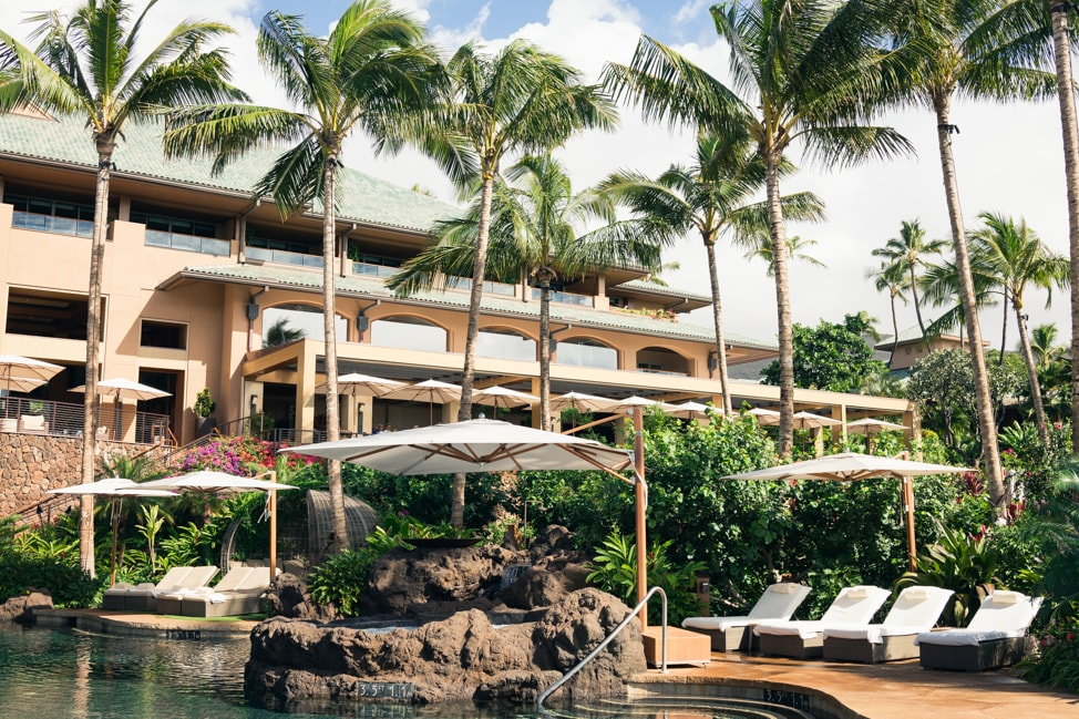 Visiting Lanai and Four Seasons Resort