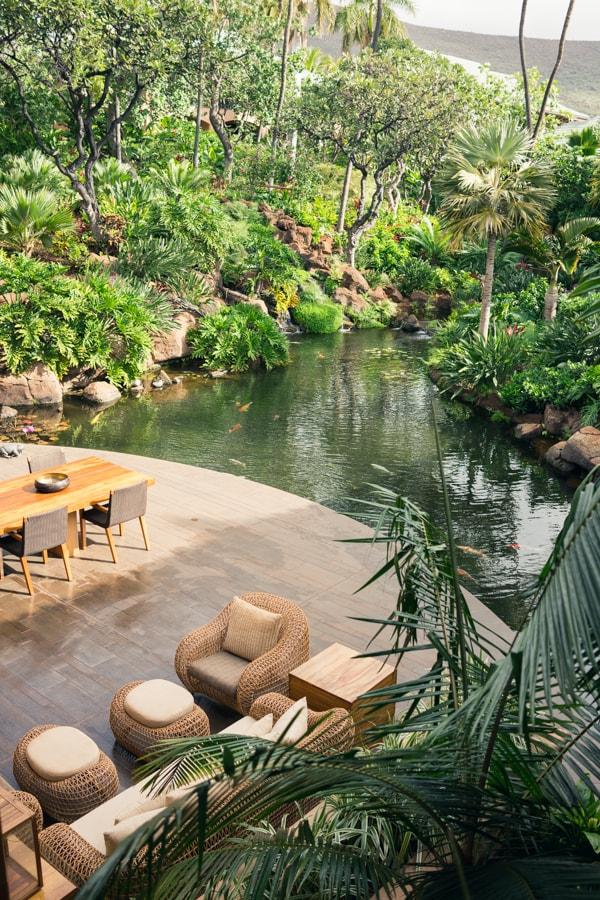 Visiting Lanai and Four Seasons Resort