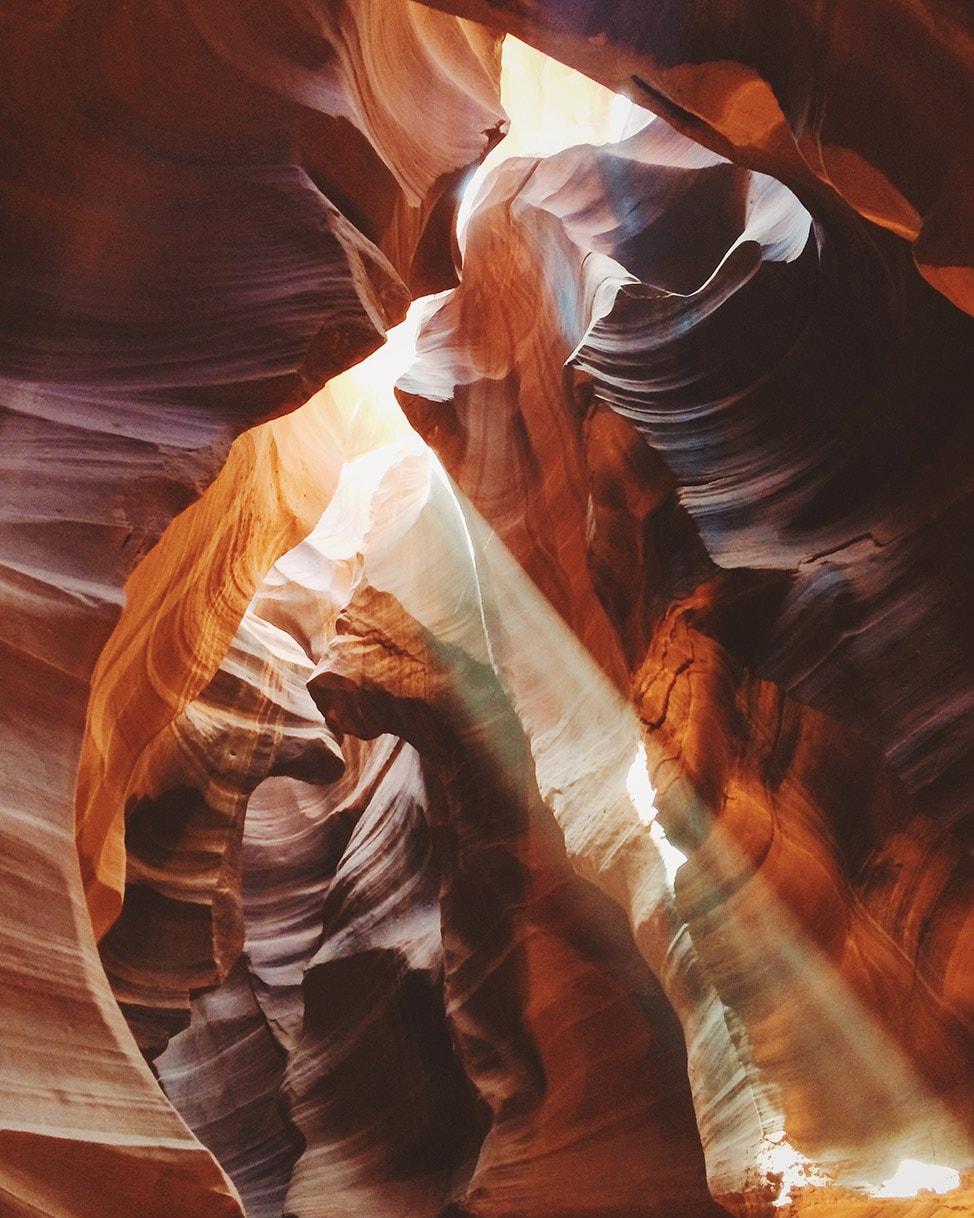 antelope canyon top 10 instagram photos 2016