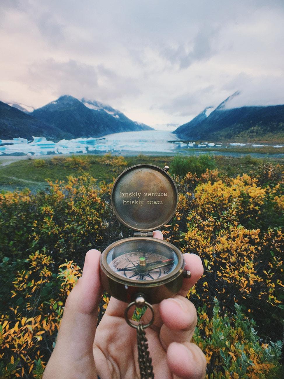 compass spencer glacier alaska top 10 instagram photos 2016
