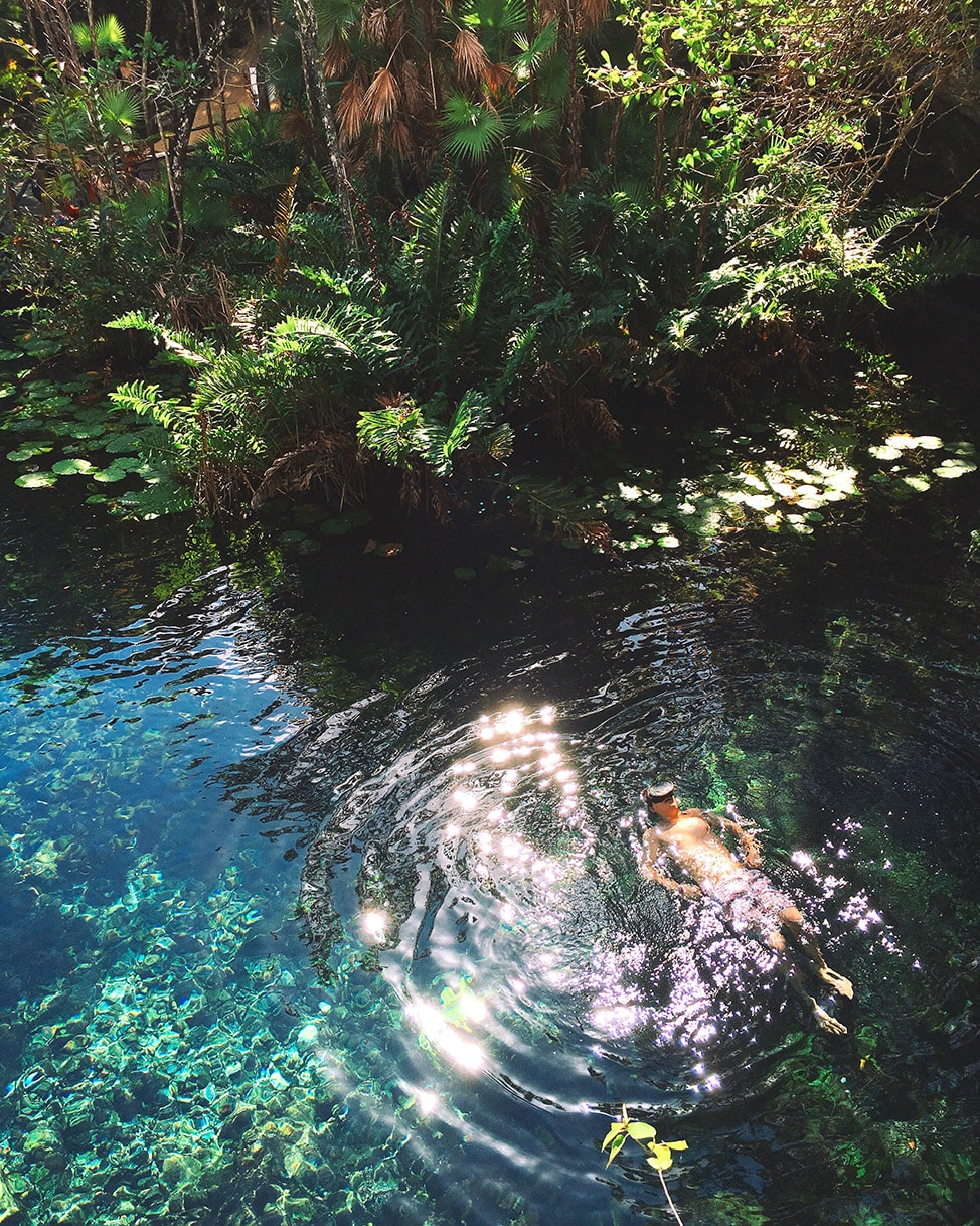 cenote riviera maya top 10 instagram photos 2016