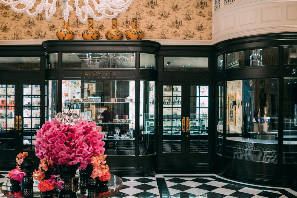 #FairmontMoments Weekend at The Savoy