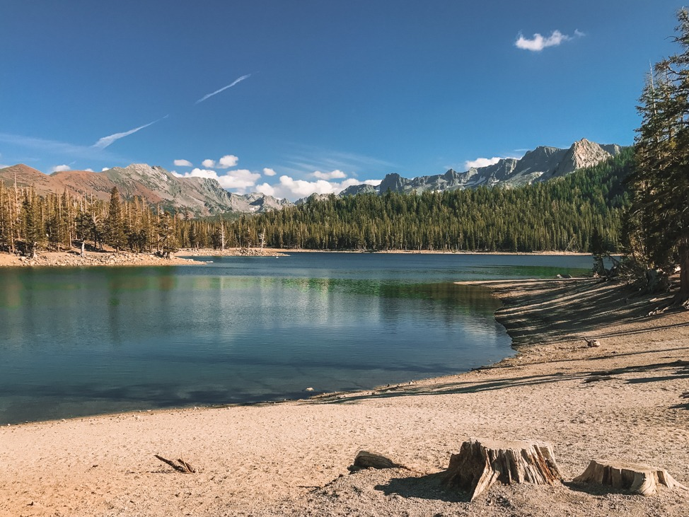 Visiting High Sierras – One of California's 8 Rural Regions