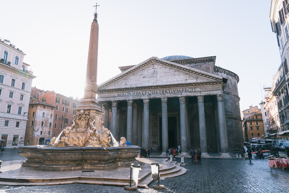 Photo Diary from a Trip to Rome