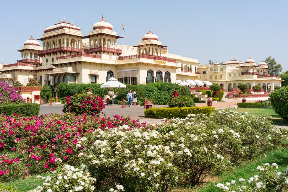Taj Hotels To Die For in India - Part 2