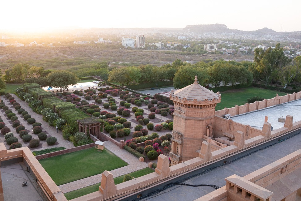 Umaid Bhawan Palace Taj Hotels India