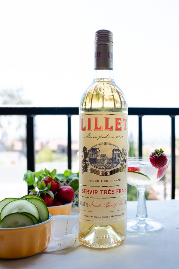 My Summer Essentials with Lillet