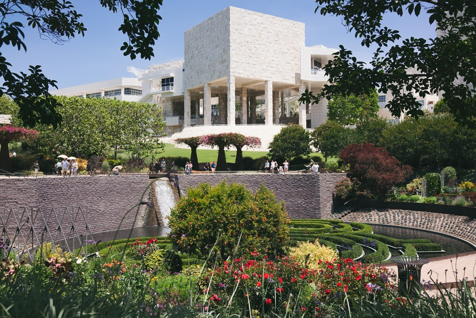 A Visit to the Getty Center in Los Angeles