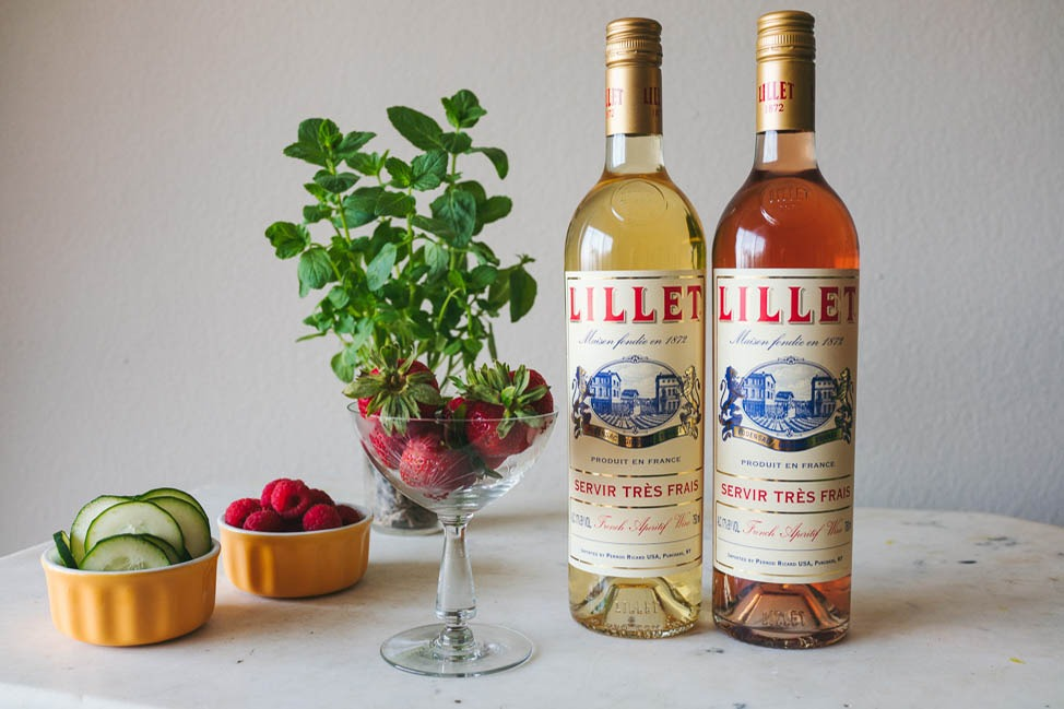 My Summer Essentials with Lillet thumbnail
