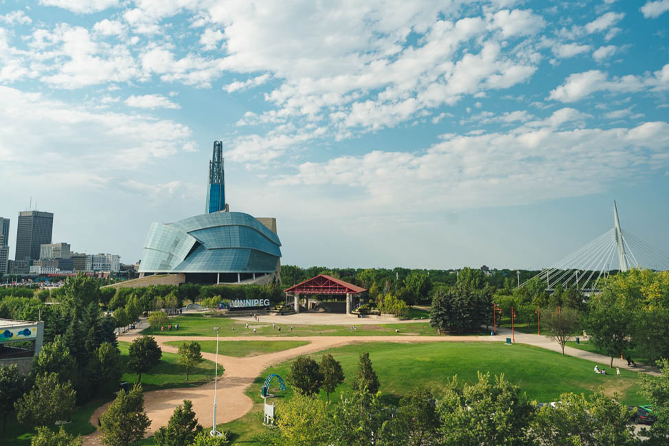 Winnipeg: Gateway to Adventure in Greater Manitoba - Kirsten Alana