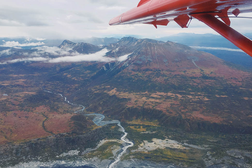 Visiting Alaska for ATWS by Kirsten Alana