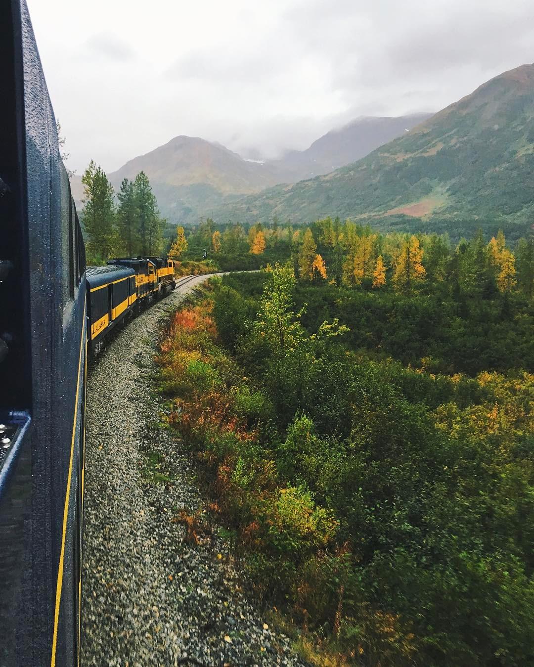 Alaska for ATWS by Kirsten Alana