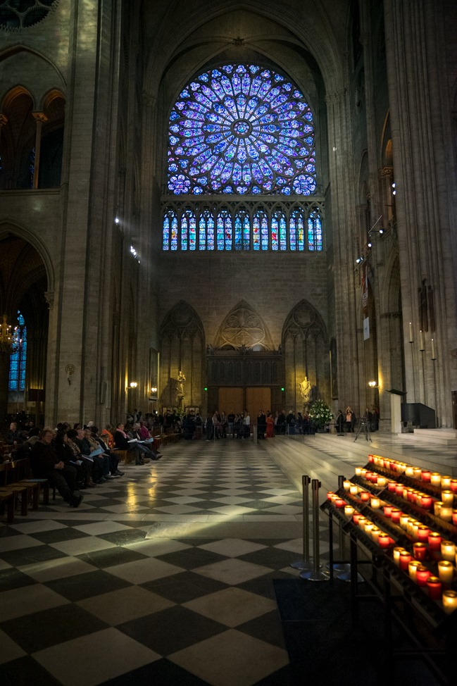 Remembering Cathedrale Notre-Dame de Paris - Kirsten Alana