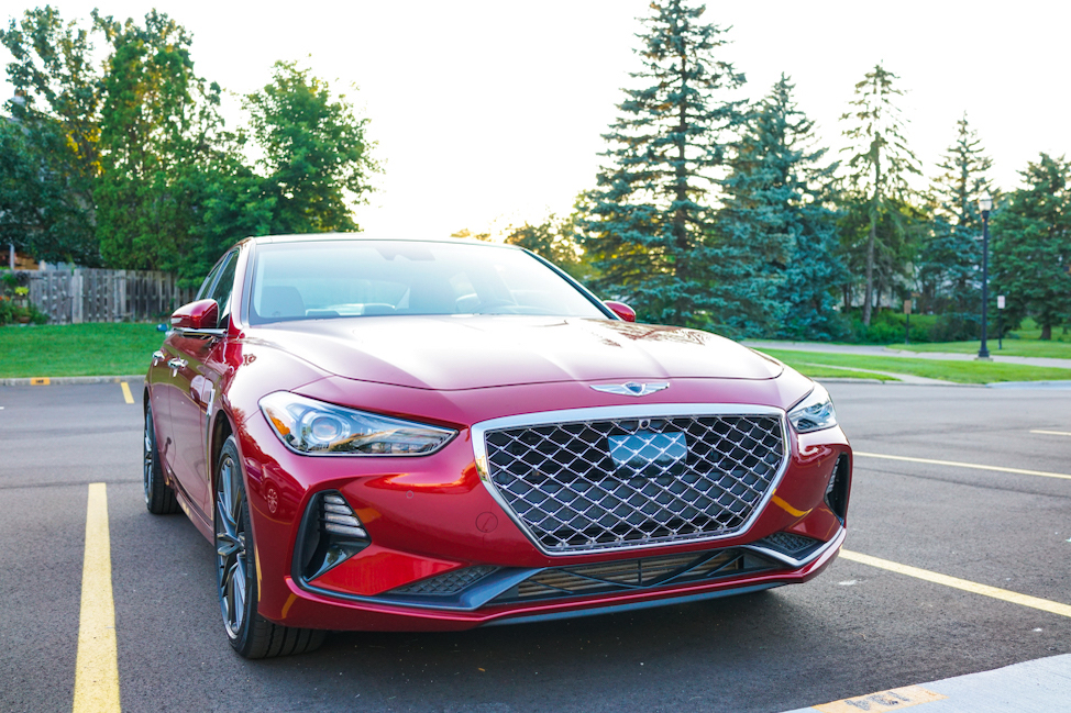 Test Driving the Genesis G70 thumbnail
