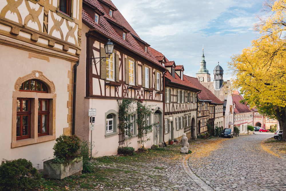 A Guide to Visiting Franconia - Kirsten Alana